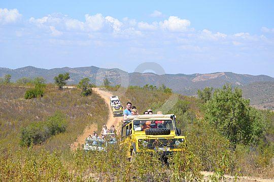 Zoomarine & Jeep Safari