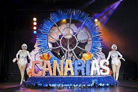 Kanarische Musik-und Tanzgruppe
