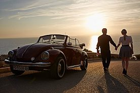 Amazing half-day-tours with vintage cars in Majorca
