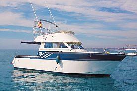 Private Bootstour zur Insel tabarca an der Costa Blanca
