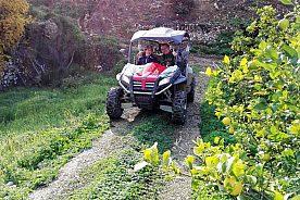 Offroad Buggy fahren in Benidorm
