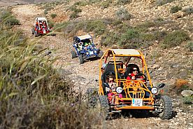 Offroad Buggy fahren Fuerteventura