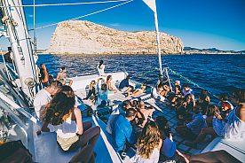 Katamaran Tour Ibiza