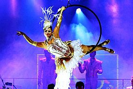 "Dazzling dinner show ""Son Amar"" in Mallorca near Palma"