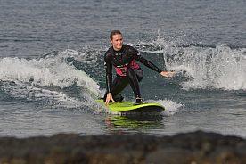 Surfkurs in Teneriffa Süden