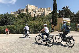 E-Bike Tour Athen Akropolis