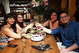 Griechische Weine in Athen verkosten