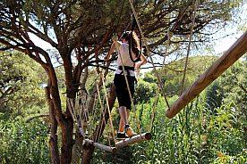 Klettern an der Algarve