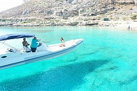 private RIB Bootstour ab Chania