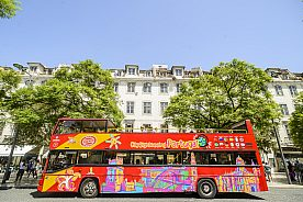 City Sightseeing Hop-on Hop-off Lissabon