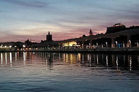 Abfahrt zur Sonnenuntergangs-Katamaran-Tour ab Dénia