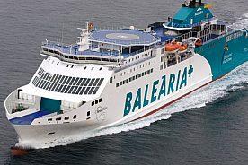 Ferry from Mallorca (Alcudia) to Menorca (Ciutadella), round trip
