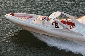 Speedboot Teneriffa