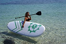 Stand Up Paddle Surf Formentera