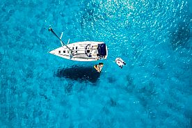 Valencia Segelbootausflug mit Skipper
