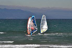 Windsurfen im Riumar Urlaub