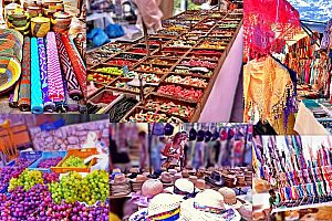 Half day tour to Inca market: visit the famous weekly market of Mallorca