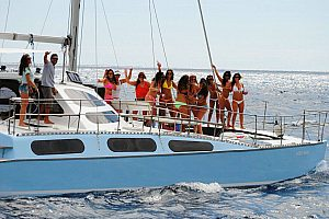 Fun-filled Catamaran Tour in Southern Gran Canaria