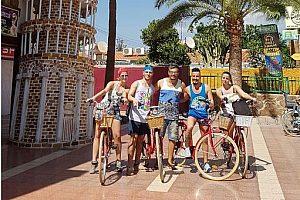 Professional bike rental in Gran Canaria from Playa Ingles