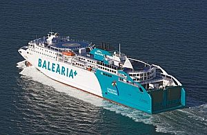 Ferry from Barcelona to Menorca (Ciutadella), roundtrip