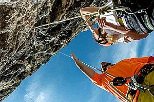 Klettern am Gardasee 11