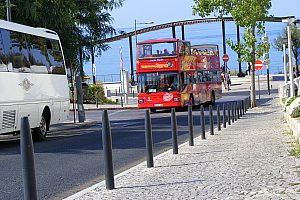Hop on hop off in Albufeira by City Sightseeing bus