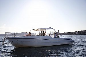 Alcudia Bootstour mit Schnorcheln und Paddeln