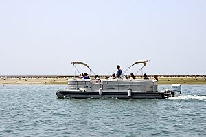 Boat tour in the Algarve through the Ria Formosa Nature Park