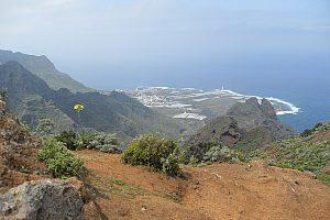 Wanderung in Anaga Teneriffa