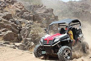 Combo ticket: 2 hour Buggy tour + 5 hour Convertible Jeep Safari Tour in Northern Gran Canaria