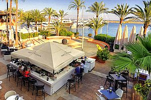 "The Top Restaurant ""Tristan"" in Mallorca, a gourmet rallye in the southwest of the island"