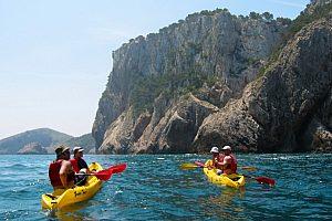 Barcelona Kayak Tour