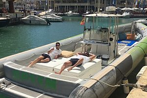 Boat trips in Benalmadena: discover the costa del sol near Málaga