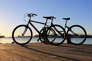 Fahrrad Delta Ebro