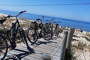 Fahrradtour Algarve Gruppe