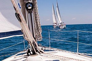 Learn sailing in Bilbao at the sailing course for beginners in just half a day