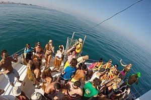 Partyboot Costa del Sol ab Benalmádena