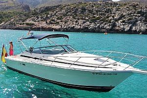 Bootstour Cap Formentor auf Mallorca