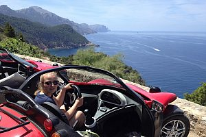 Jump on a brilliant Buggy Tour in Mallorca: Set off from Paguera