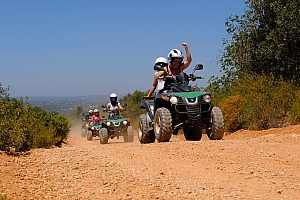 Tours by Quad or Buggy in the Algarve -starting from Albufeira