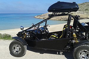 Uncover the East or North of Mallorca on a Buggy Tour