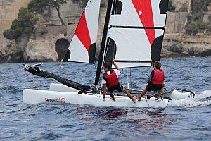 Katamaransegeln auf Mallorca