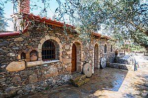 Chania Landausflug Kloster Kastelos und Olivenmuseum