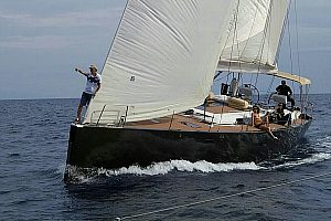Day charter Mallorca: Luxury sailing yacht with skipper from Portocolom / Porto Cristo