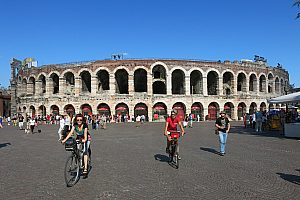 Verona bike tour: discover the highlights of the city with guide