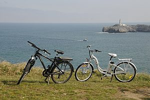 E-Bike Tour Santander Atlantikküste