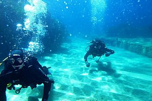 Diving in Elba: discover the elviscott shipwreck from Pomonte in Tuscany