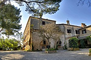 """Els Calderers"" Majorca - manor house with history"