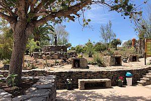 Open-Air-Museum Gran Canaria Ureinwohner