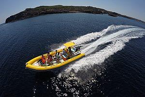 Speedboot Tour auf Mallorca ab Mahón
